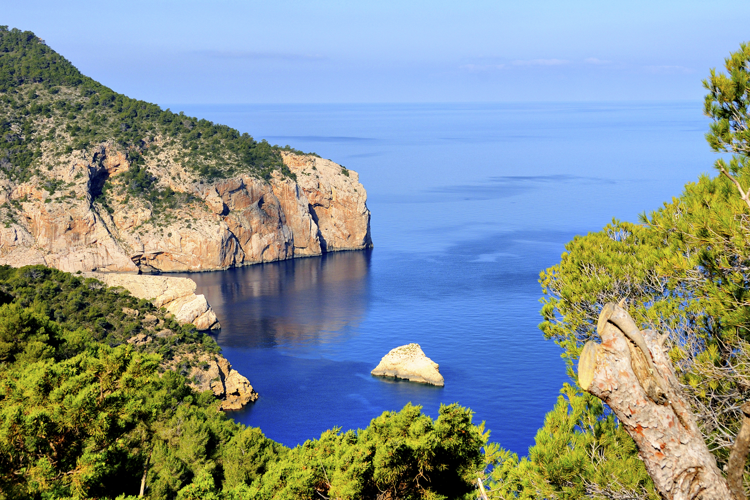 Ibiza S Coastline And Landscapes In Photos Ibiza Spotlight