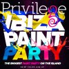 Ibiza Paint Party logo